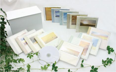 クリニックBGM MARTH アコースティック13CDセット